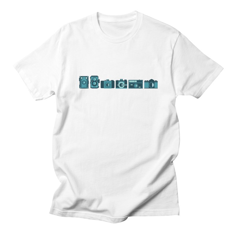 Film Cameras Men's T-shirt by carlijaynedesigns's Artist Shop