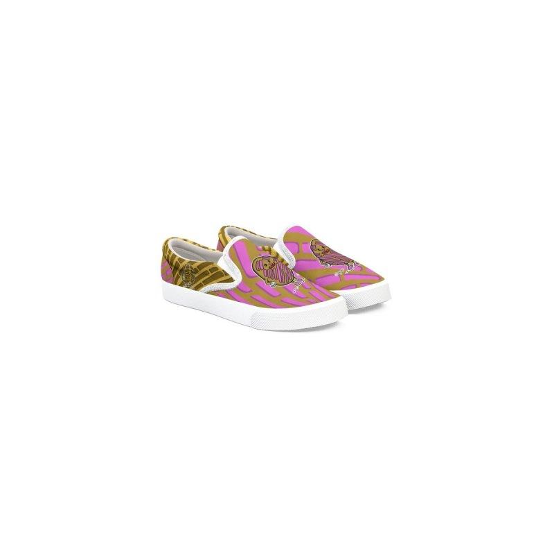 Zapatos De Pan Dulce 1 Men's Shoes by Carlos E Mendez Art - Featured Design (CLICK HERE)