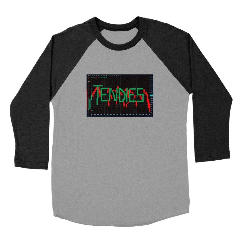 STOCK TIPS - TENDIES Men's Longsleeve T-Shirt by Carlos E Mendez Art - Featured Design (CLICK HERE)