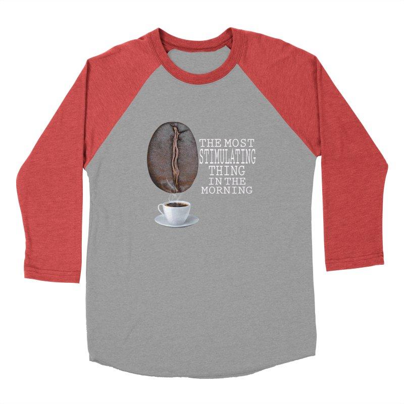 STIMULATING Men's Longsleeve T-Shirt by Carlos E Mendez Art - Featured Design (CLICK HERE)