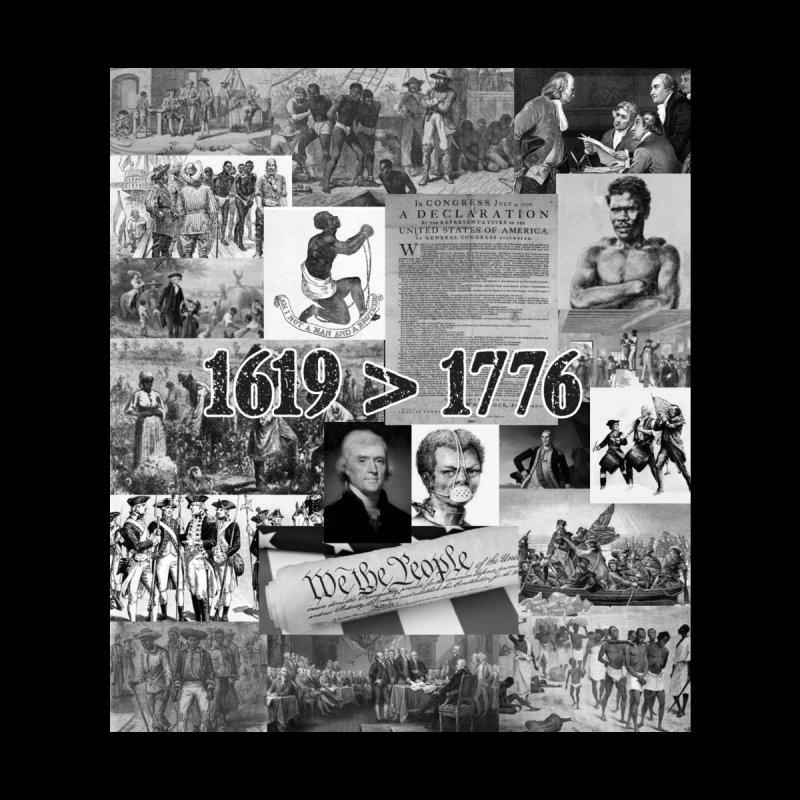 1619 > 1776 Men's Sweatshirt by Carlos E Mendez Art - Featured Design (CLICK HERE)