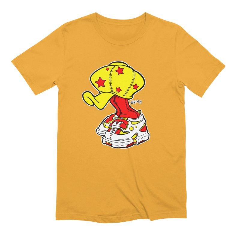 B Boy Cheech Men's T-Shirt by Carlos E Mendez Art - Featured Design (CLICK HERE)