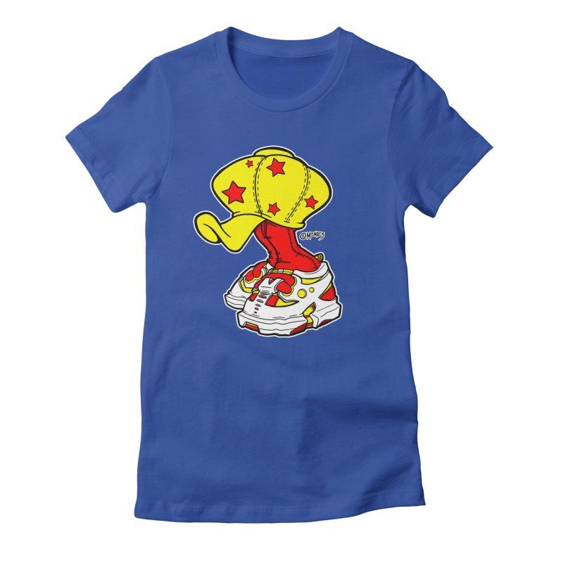 B Boy Cheech Women's T-Shirt by Carlos E Mendez Art - Featured Design (CLICK HERE)