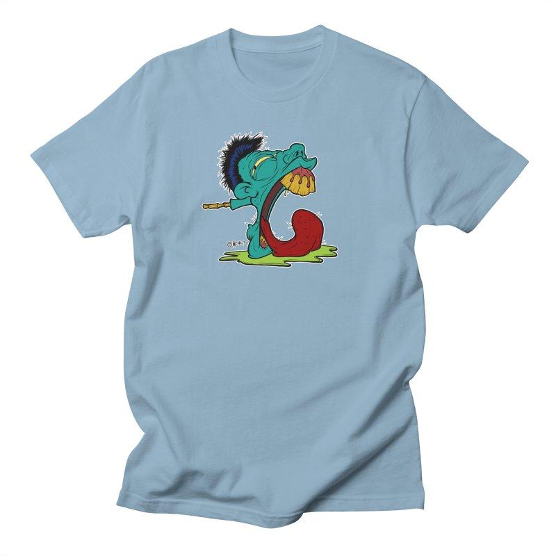"Grotesque Alphabet Letter ""C"" by Carlos E Mendez Men's T-Shirt by Carlos E Mendez Art"