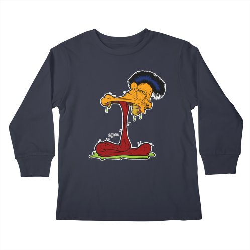 "image for Grotesque Alphabet Letter ""I"" Orange by Carlos E Mendez"