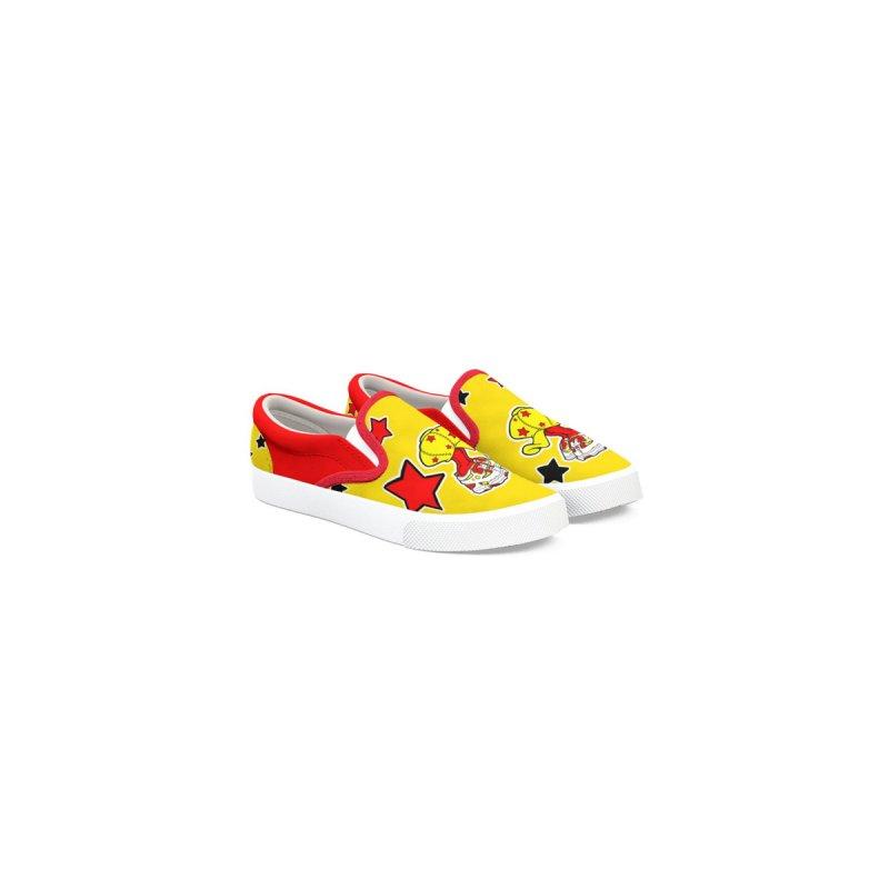 B Boy Cheech Men's Shoes by Carlos E Mendez Art - Featured Design (CLICK HERE)