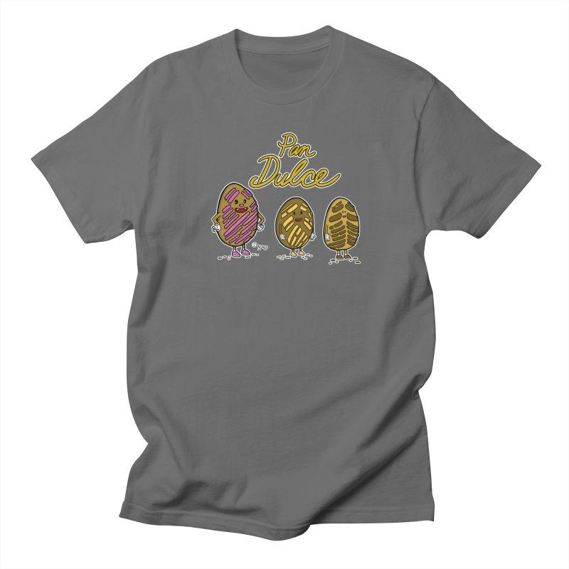 Pan Dulce Men's T-Shirt by Carlos E Mendez Art