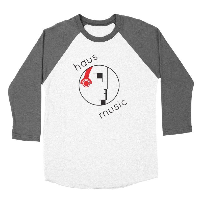 haus music Women's Longsleeve T-Shirt by Carlos Villamil's Artist Shop