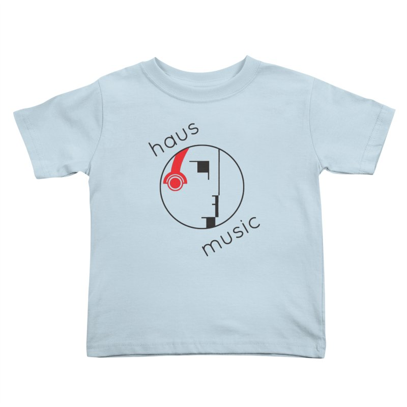 haus music Kids Toddler T-Shirt by Carlos Villamil's Artist Shop