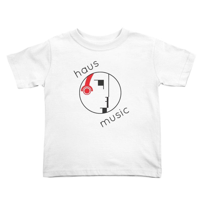 haus music Kids Toddler T-Shirt by Carlos Villamil's Artist Shop