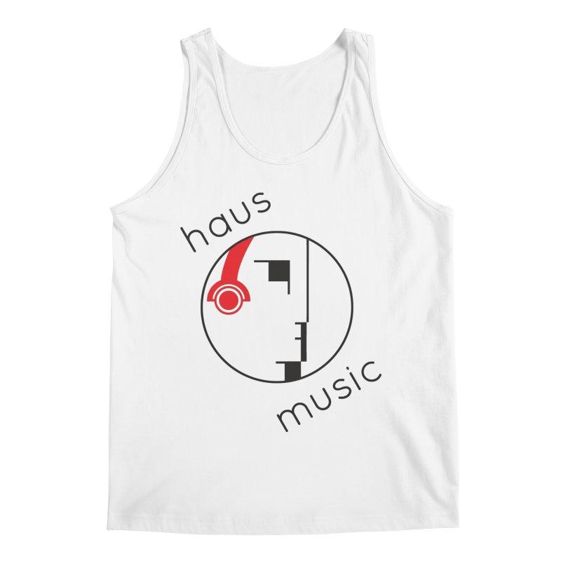 haus music Men's Regular Tank by Carlos Villamil's Artist Shop