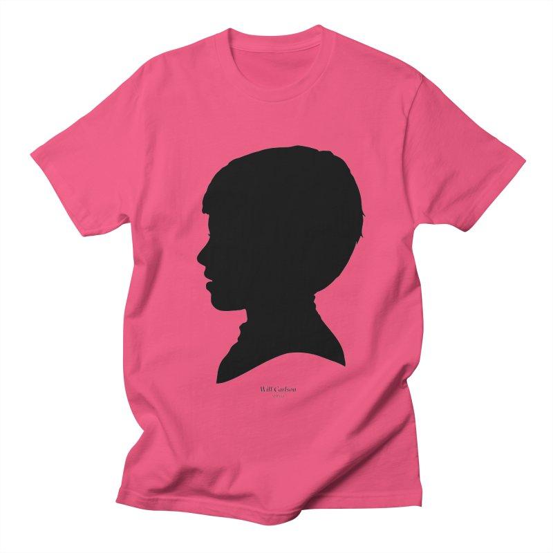 Will Carlson Men's T-shirt by Billy Carlson