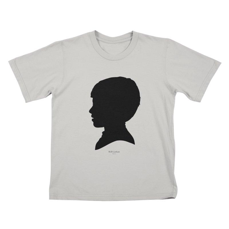 Will Carlson Kids T-shirt by Billy Carlson