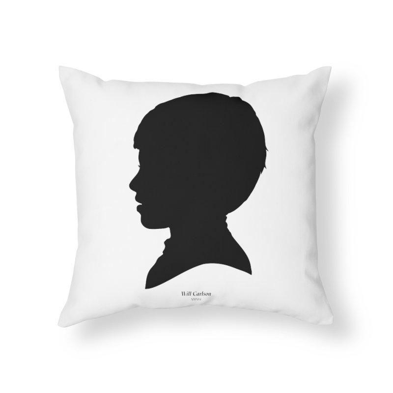 Will Carlson Home Throw Pillow by Billy Carlson