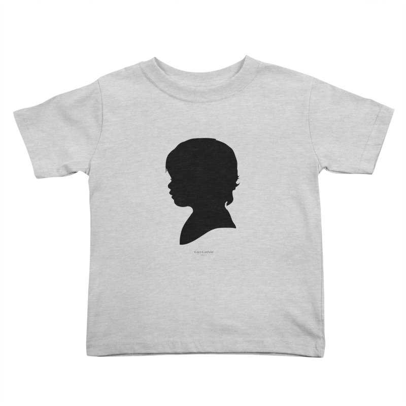 Coco Carlson Kids Toddler T-Shirt by Billy Carlson