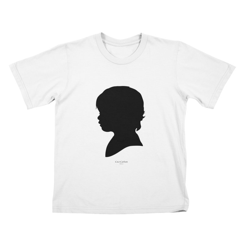 Coco Carlson Kids T-Shirt by Billy Carlson