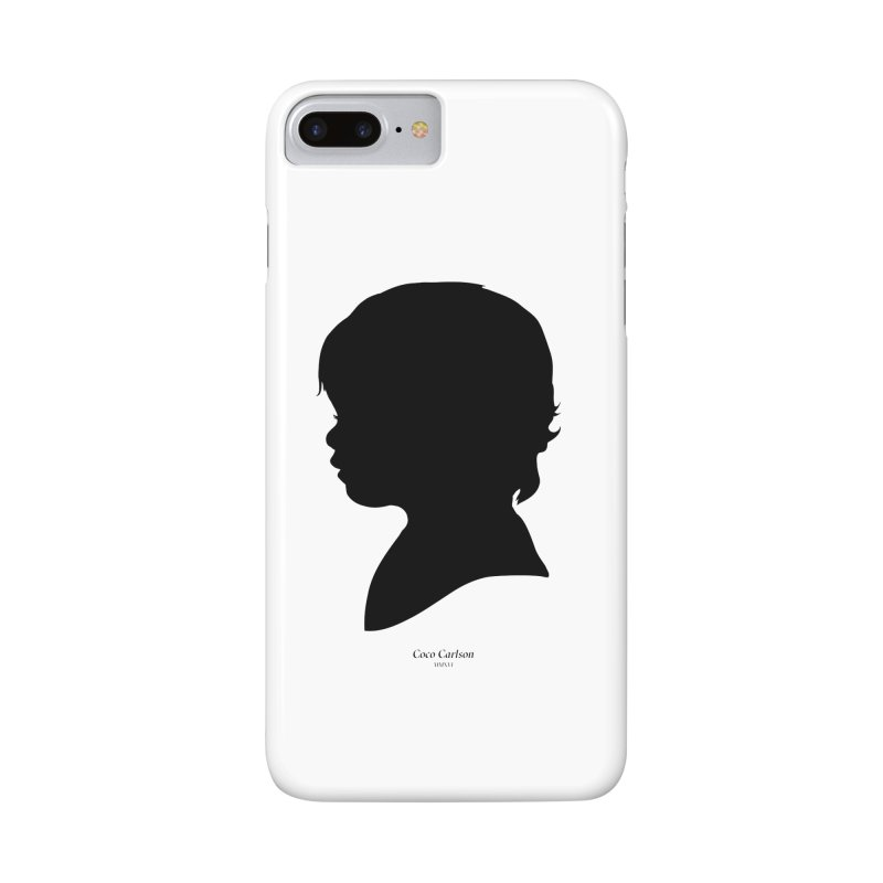 Coco Carlson Accessories Phone Case by Billy Carlson