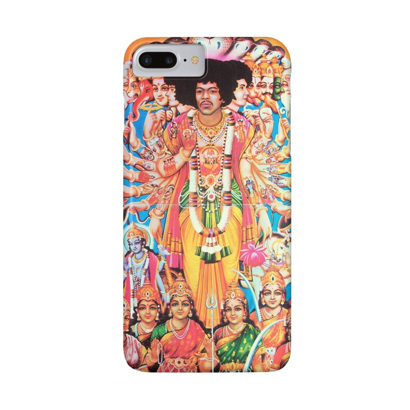 AXIS: BOLD AS LOVE Accessories Phone Case by Billy Carlson