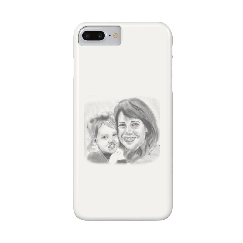 Mama Daughter Day Accessories Phone Case by Billy Carlson