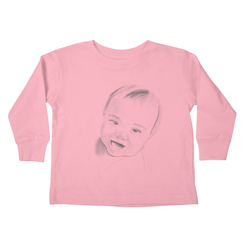 The Babe Coco Kids Toddler Longsleeve T-Shirt by Billy Carlson