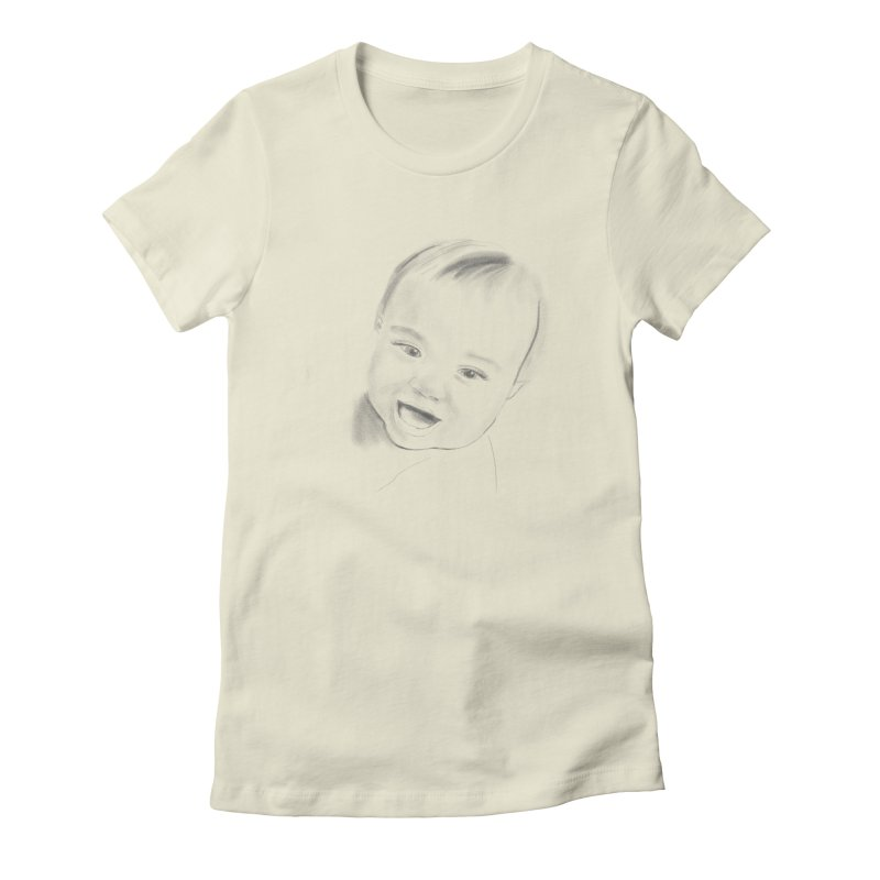 The Babe Coco Women's Fitted T-Shirt by Billy Carlson