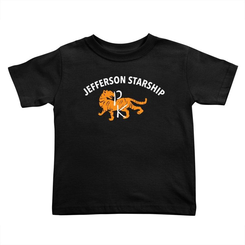 Paul Katner Kids Toddler T-Shirt by Billy Carlson