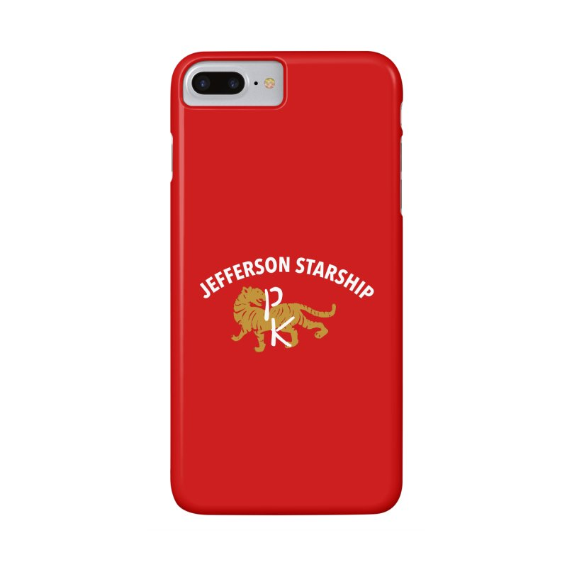 Gold Tiger Accessories Phone Case by Billy Carlson