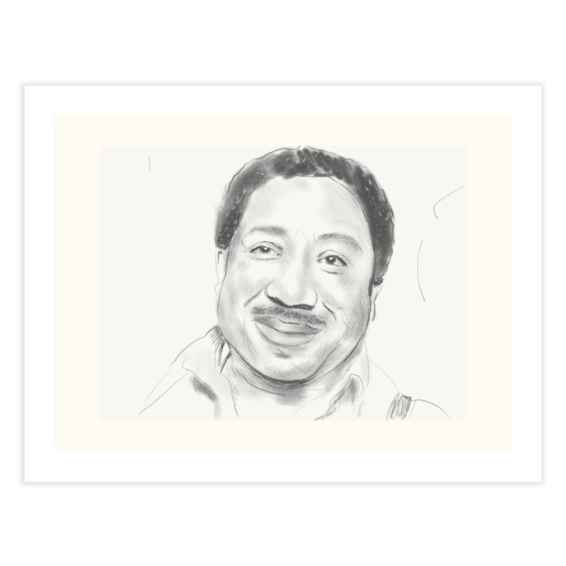 Muddy Waters   by Billy Carlson