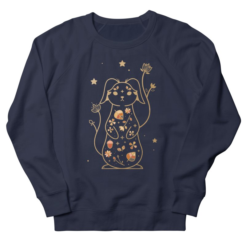 The Autumn Rabbit  Women's Sweatshirt by carlywatts's Shop