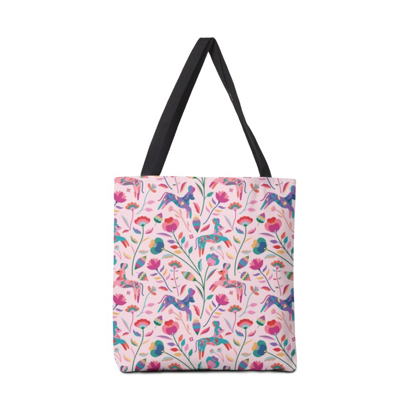 Painted Dogs Accessories Tote Bag Bag by carlywatts's Shop