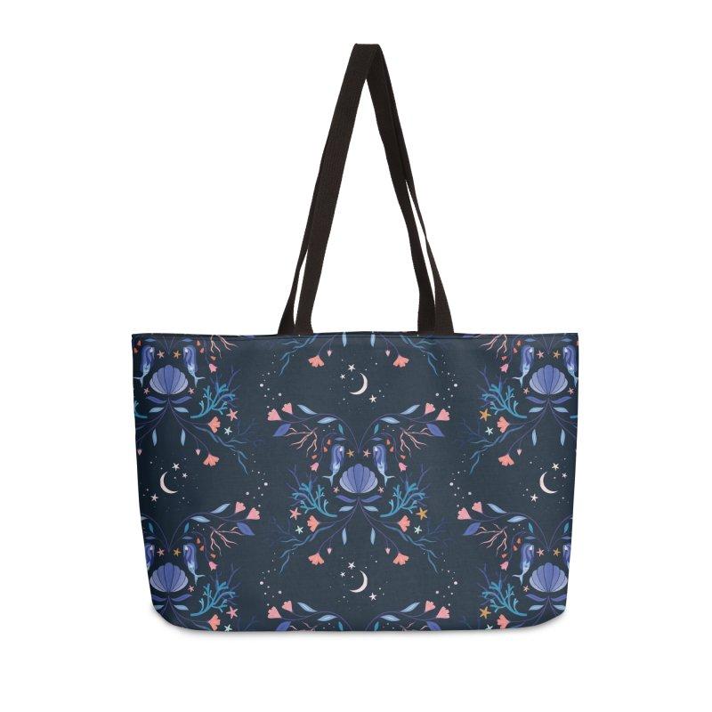 Sirens Accessories Weekender Bag Bag by carlywatts's Shop