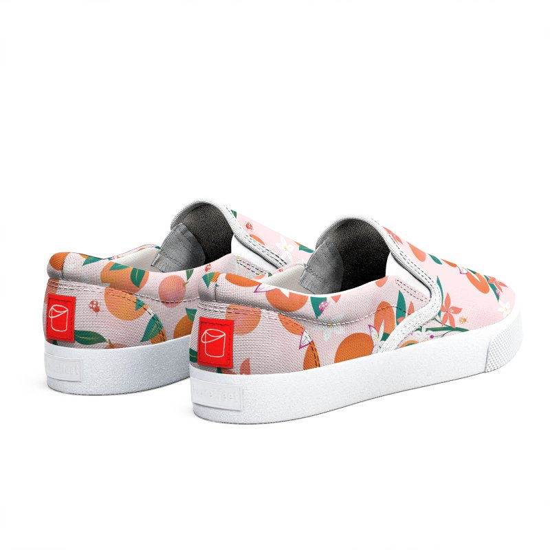 Orange Blossoms Women's Shoes by carlywatts's Shop