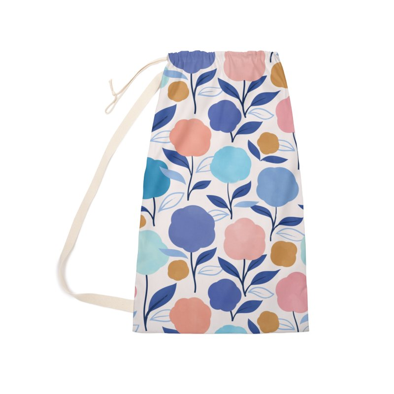 Lollipop Flowers in Laundry Bag by carlywatts's Shop
