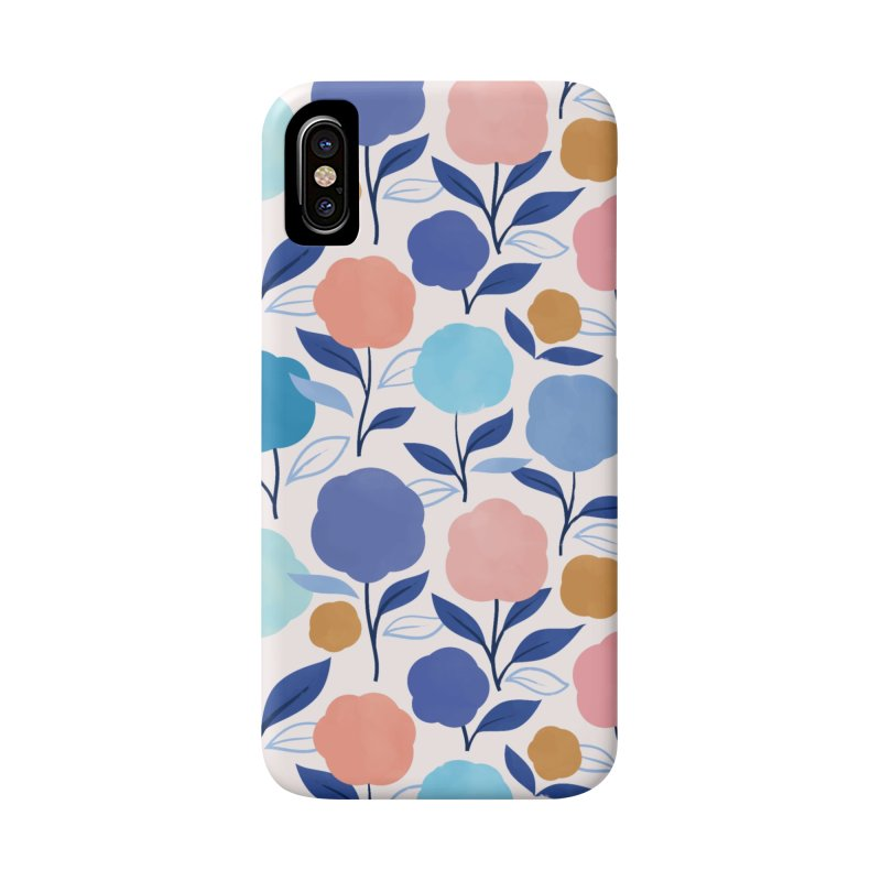 Lollipop Flowers Accessories Phone Case by carlywatts's Shop