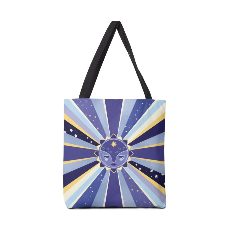 Moonshine Accessories Tote Bag Bag by carlywatts's Shop
