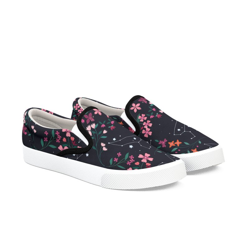 Starry Beasts Women's Slip-On Shoes by carlywatts's Shop