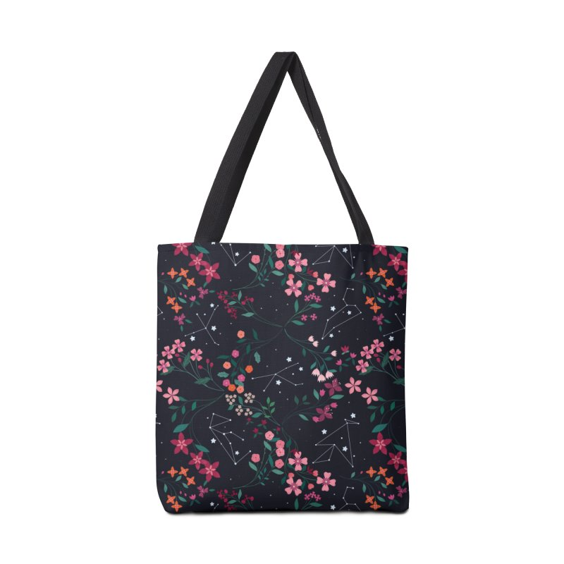 Starry Beasts Accessories Tote Bag Bag by carlywatts's Shop