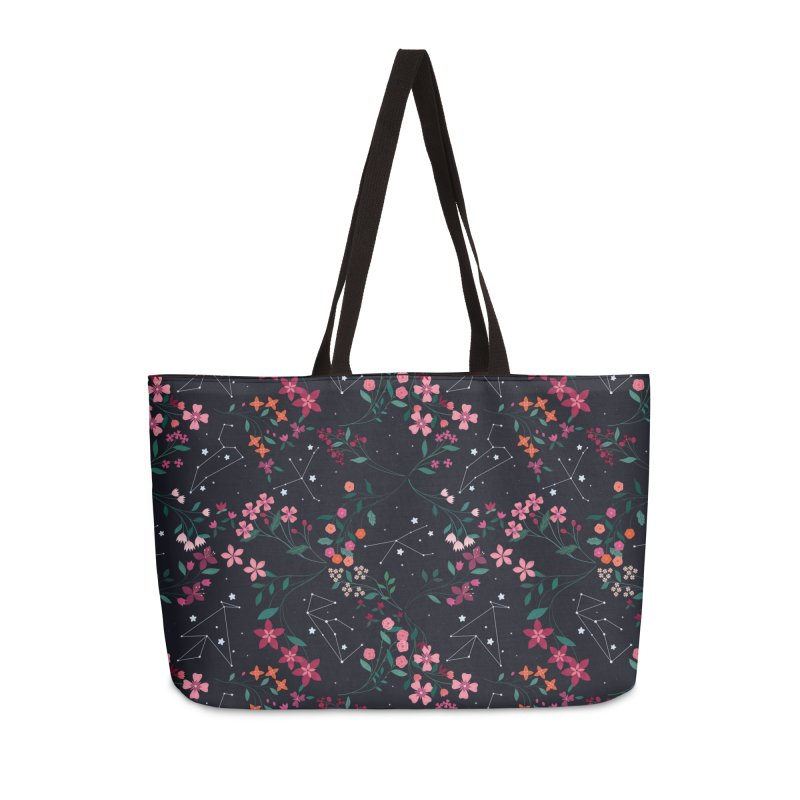 Starry Beasts Accessories Weekender Bag Bag by carlywatts's Shop
