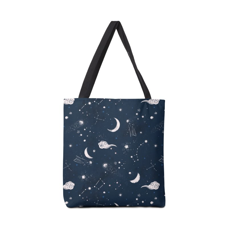 Seeing Stars Accessories Tote Bag Bag by carlywatts's Shop