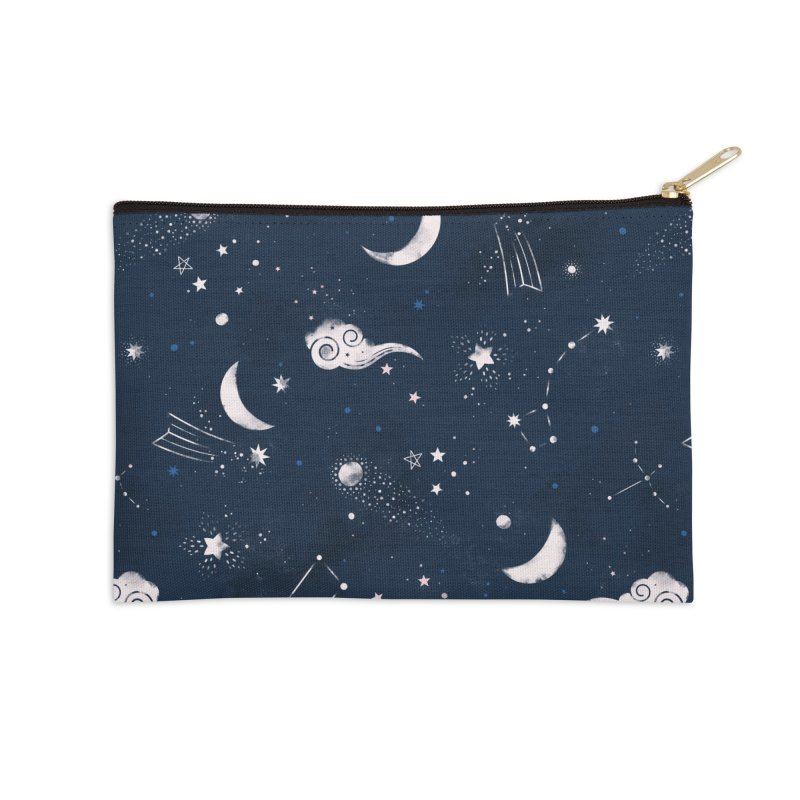 Seeing Stars Accessories Zip Pouch by carlywatts's Shop