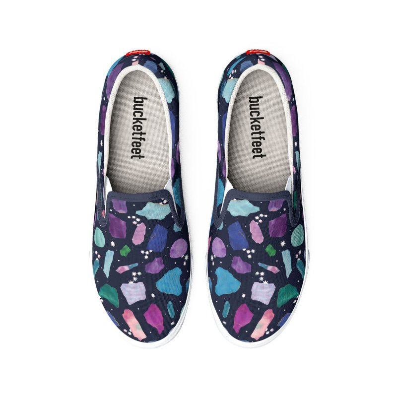 Starry Crystals Men's Shoes by carlywatts's Shop