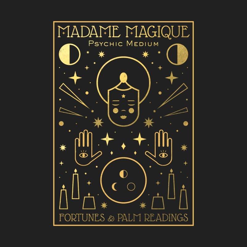 Madame Magique  Women's Sweatshirt by carlywatts's Shop