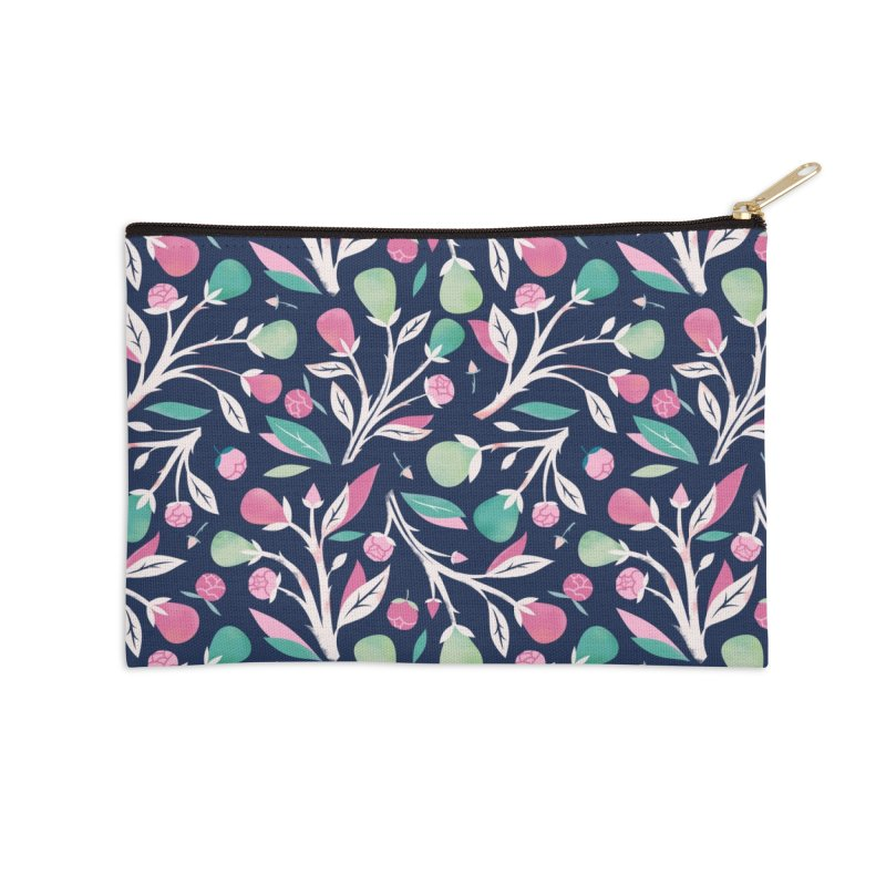 Vanilla Pears Accessories Zip Pouch by carlywatts's Shop