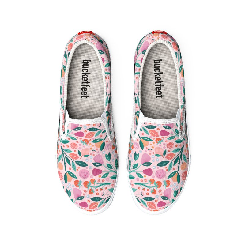 Garden Party Men's Shoes by carlywatts's Shop
