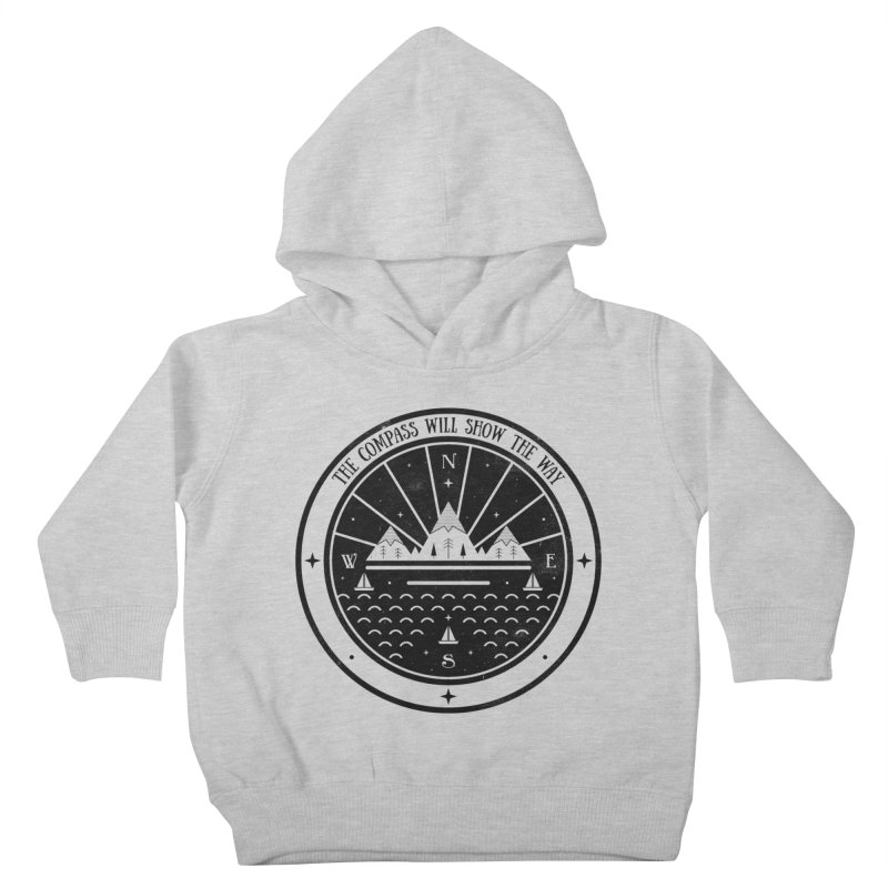 The Compass  Kids Toddler Pullover Hoody by carlywatts's Shop
