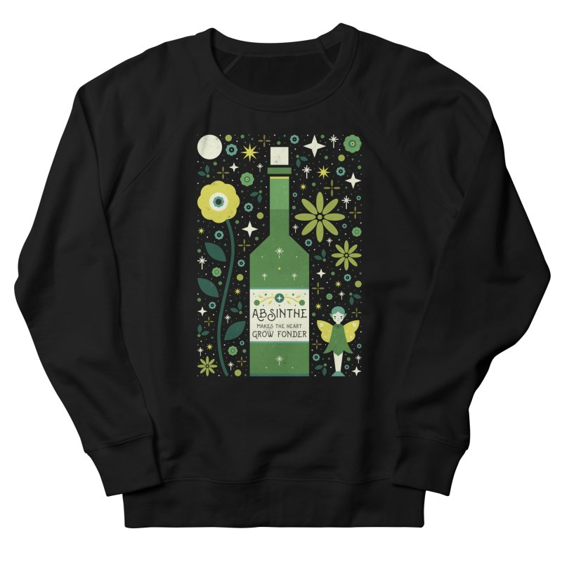 Absinthe  Women's Sweatshirt by carlywatts's Shop