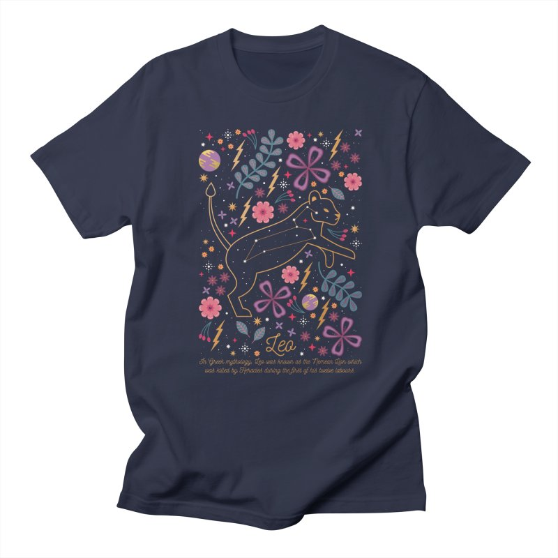 Leo Women's Unisex T-Shirt by carlywatts's Shop