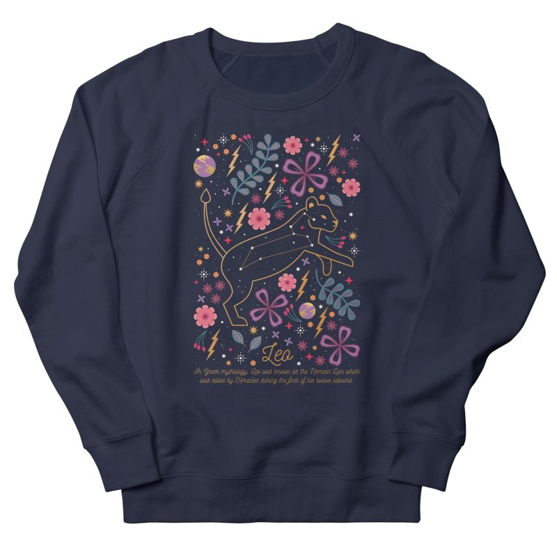 Leo Women's Sweatshirt by carlywatts's Shop