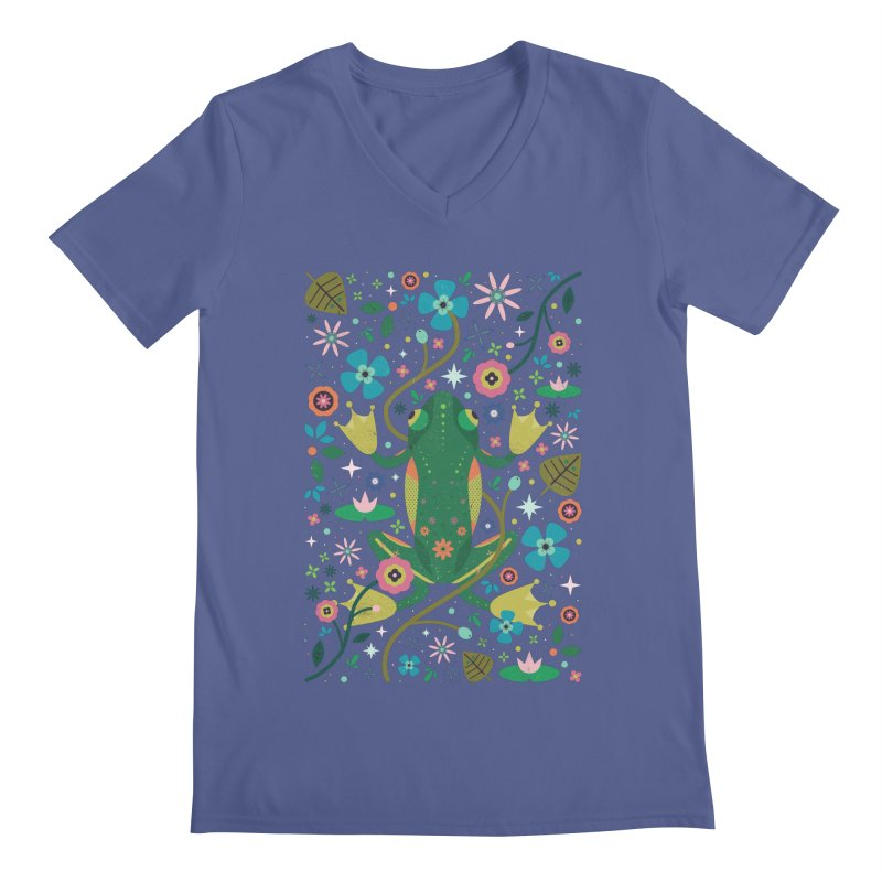 Botanical Frog    by carlywatts's Shop