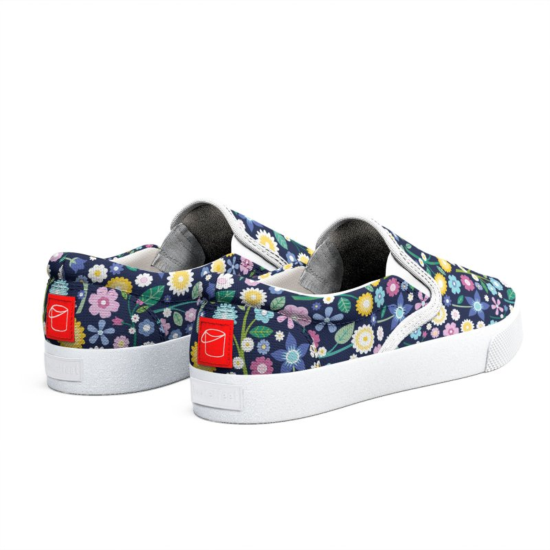 Spring Meadow Navy Men's Shoes by carlywatts's Shop